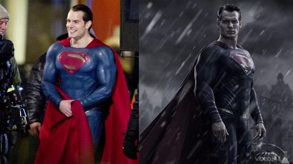 ダークすぎるザック・スナイダー版『スーパーマン』をカラフルにしてみた【動画】