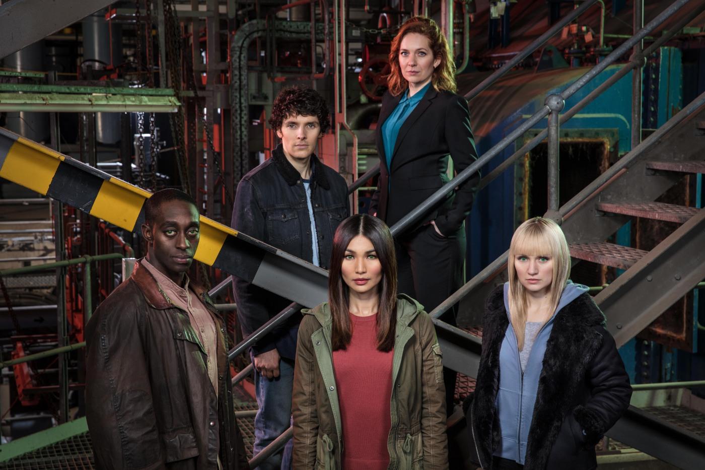 What's on TV: 'Humans,' 'Snowfall' and 'Killjoys'