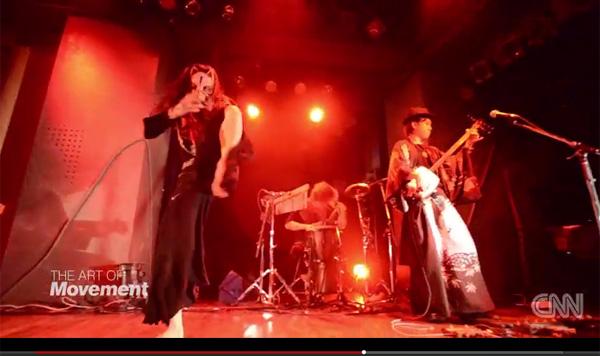 日本のロックバンドがCNNで紹介され話題に 海外で引っ張りだこの理由とは?
