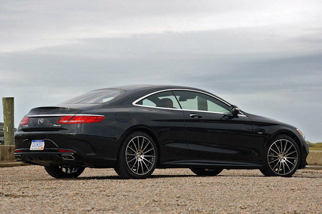 Mercedes benz s class 2015 coupe for 2015 mercedes benz s class s550