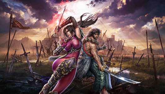 Soulcalibur: Lost Swords finds a home on PlayStation 3