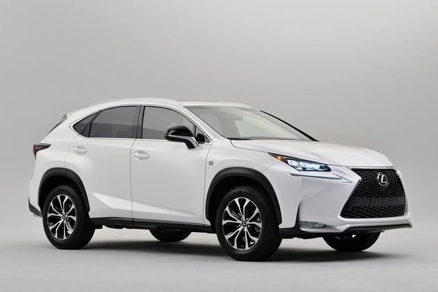 レクサス、新型クロスオーバーSUV「NX」を発表!