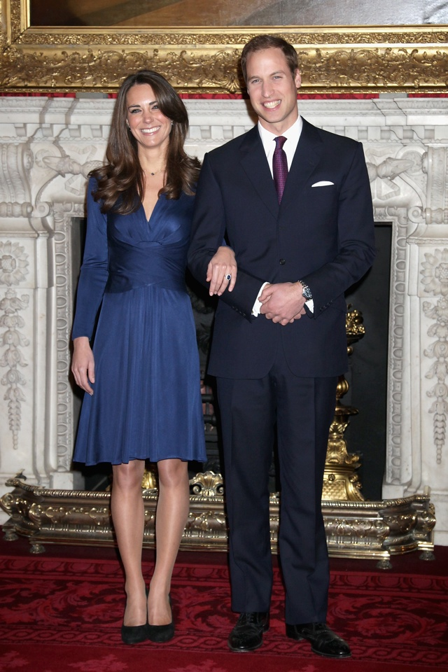 Kate Middleton engagement photo
