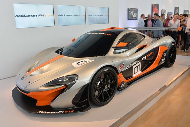 1,000馬力で3億4千万円! サーキット専用マシン「マクラーレン P1 GTR」がついに公開