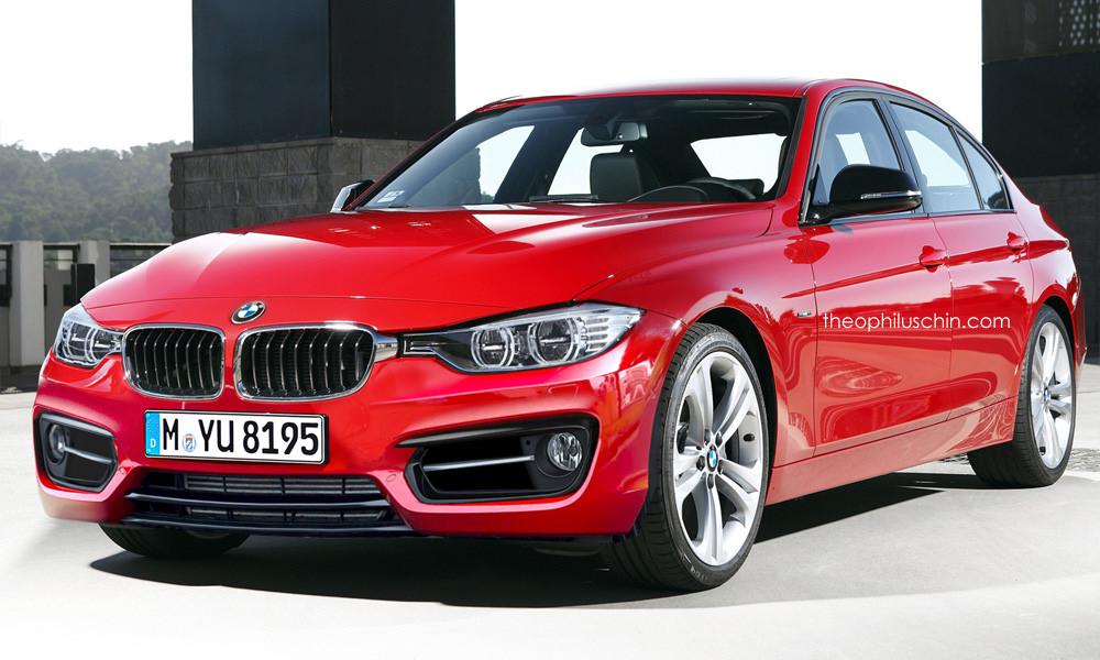 Facelift: Der neue BMW 3er
