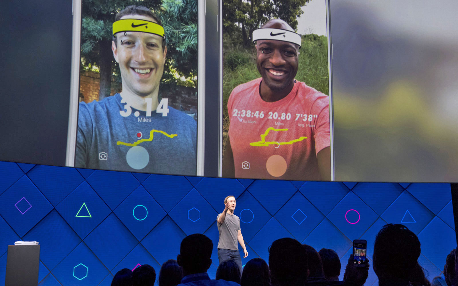 photo image Facebook hopes to prove AR is more than selfie filters and games