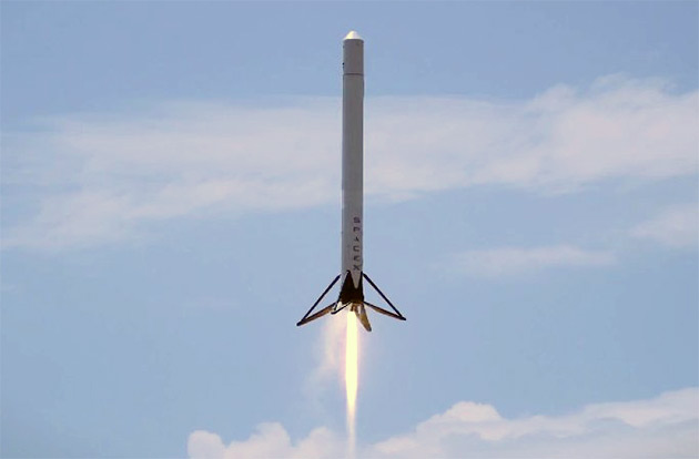 SpaceX rocket malfunctions and explodes during 'complex' test