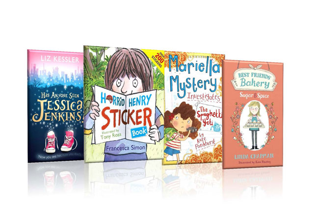 WIN a bundle of books for kids aged 5 to 12