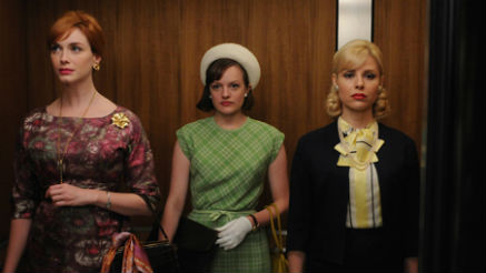 mad men The Beautiful Girls Season 4 Episode 9