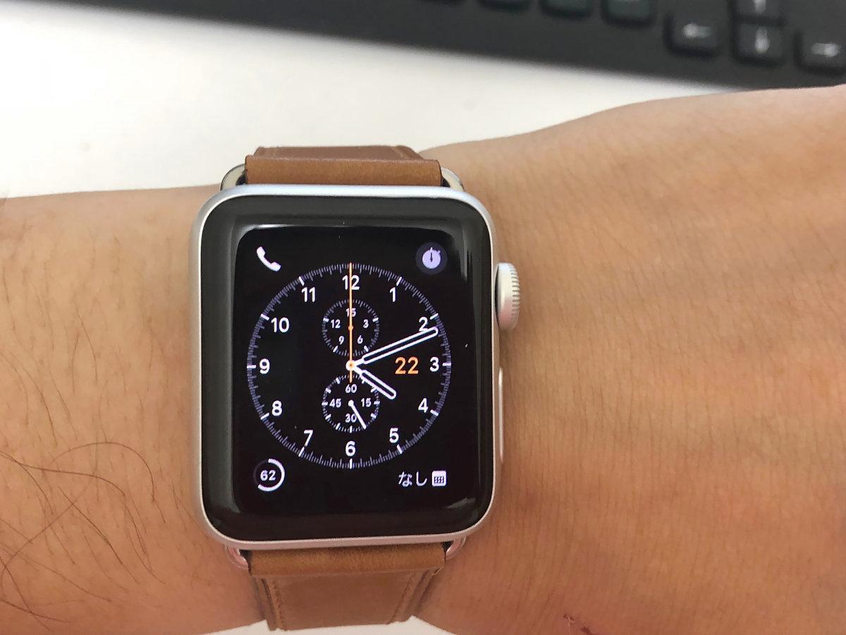 Apple Watch Hermes購入 Series 4であえてエルメスを選んだ理由とは 週刊モバイル通信 石野純也 Engadget 日本版