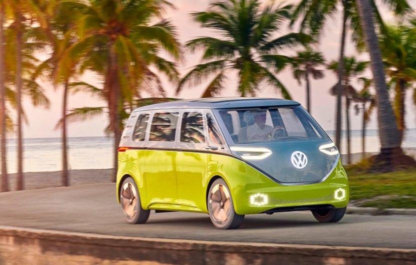 VW: 2030 alles wenigstens ein bisschen Elektro