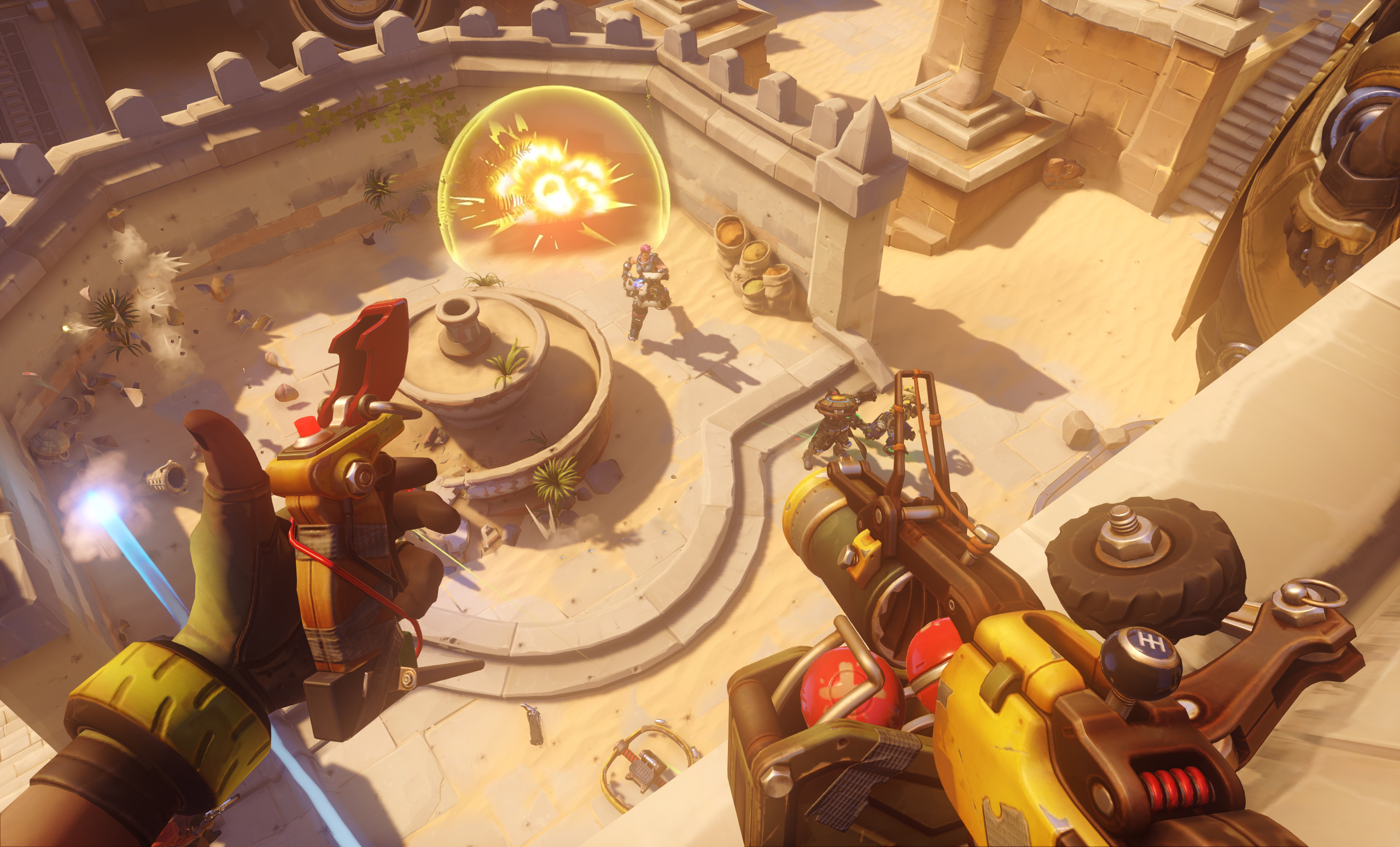 Blizzard's 'Overwatch' shooter enters public beta on October 27th