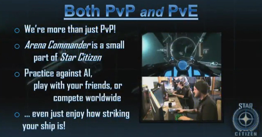 Star Citizen: We're more than just PvP!