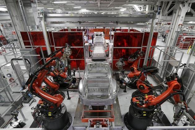 テスラ、フリーモント工場の面積をほぼ2倍、従業員数を1.5倍に拡大することを計画中