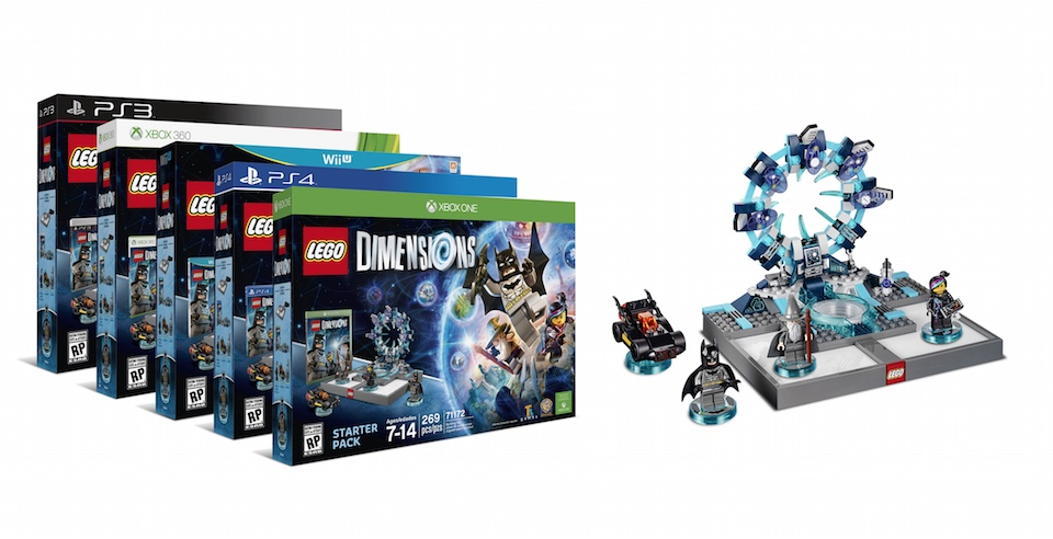 Lego's answer to Skylanders and Amiibo arrives this September