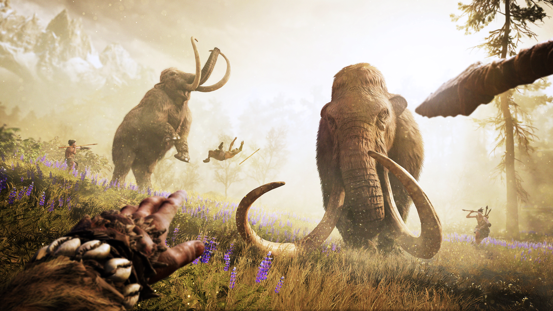 'Far Cry Primal' will take humanity back to the stone age