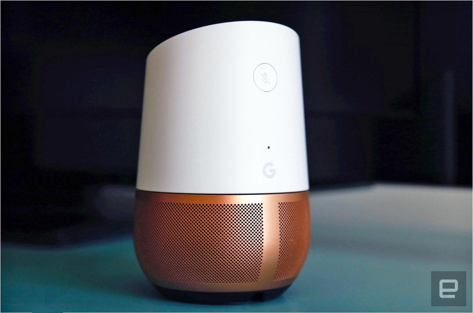 google plant wifi router im n chsten google home zu verstecken engadget deutschland. Black Bedroom Furniture Sets. Home Design Ideas