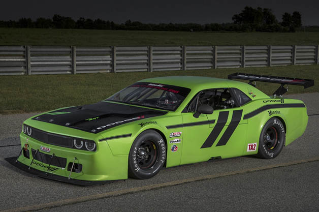 2014 Dodge Challenger SRT Trans Am
