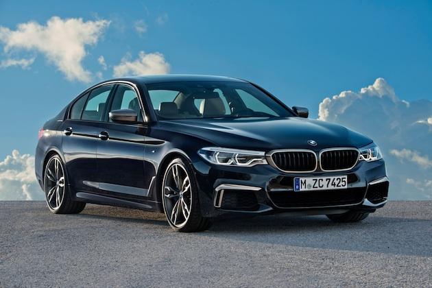BMW : bmw 5シリーズ 新型 : jp.autoblog.com