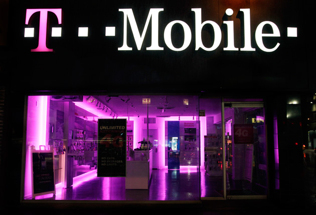 T-Mobile store in New York City