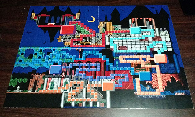 Homemade Castlevania Board Game Looks Beautiful And Fun To Play Engadget
