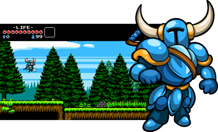 Shovel Knight: a love letter to Nintendo