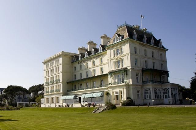 The Falmouth Hotel exterior