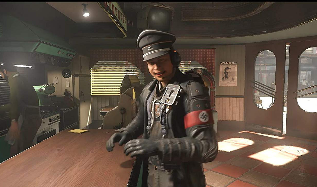photo image Germany removes blanket ban on Nazi imagery in games