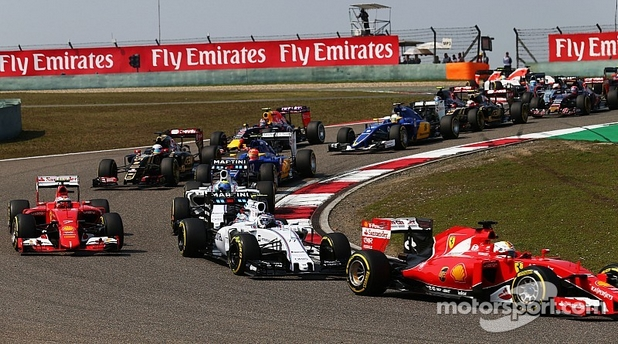 Massa et les Ferrari