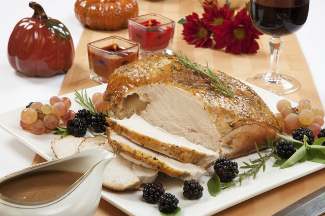 Christmas recipe: How to crown a turkey