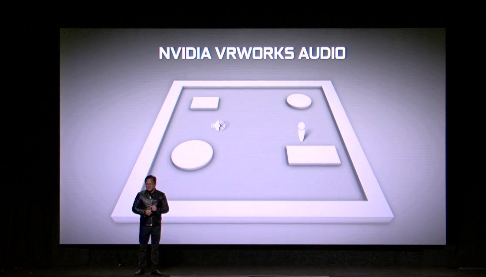 NVIDIA says it can make VR worlds sound and feel real