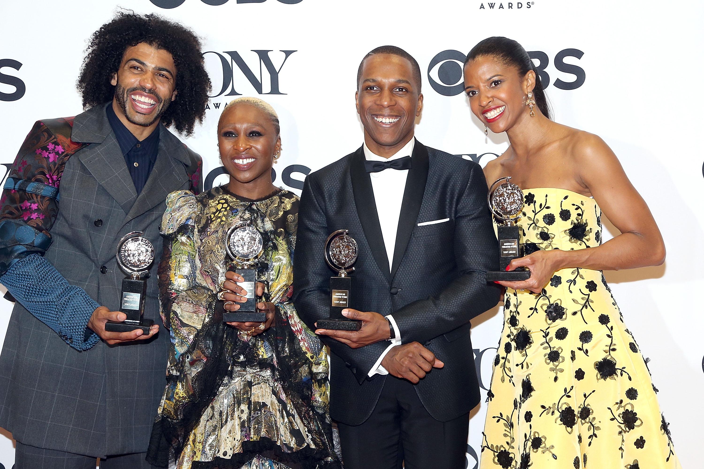 2016 Tony Awards - Media Room