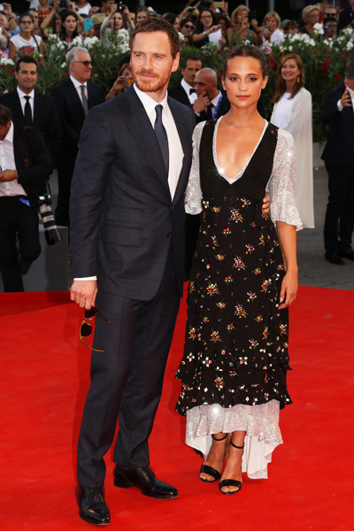 マイケル・ファスベンダー&アリシア・ヴィキャンデル主演、『ブルー・バレンタイン』監督最新作は「ティッシュ会社の株価が上がるほど」の感動作