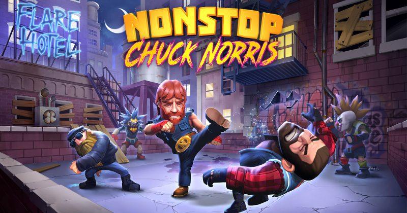 Chuck Norris bekommt eigenes Game