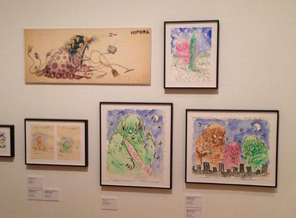 ティム・バートンの心の中が覗ける「ティム・バートンの世界」展がスゴすぎる