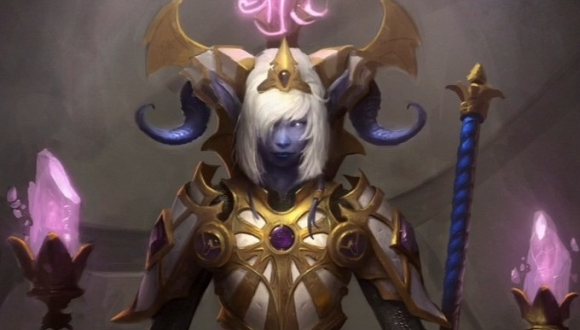 You might think that it's a law that every mention of Yrel has to include this picture, but that's not true.  It's simply a matter of knowing nothing else about her and having no better concepts to hang about.