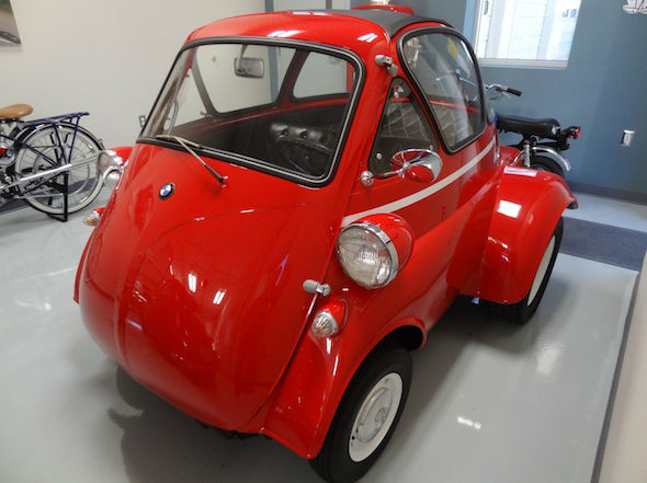 Amazing bubble car goes on sale in America  AOL UK Cars