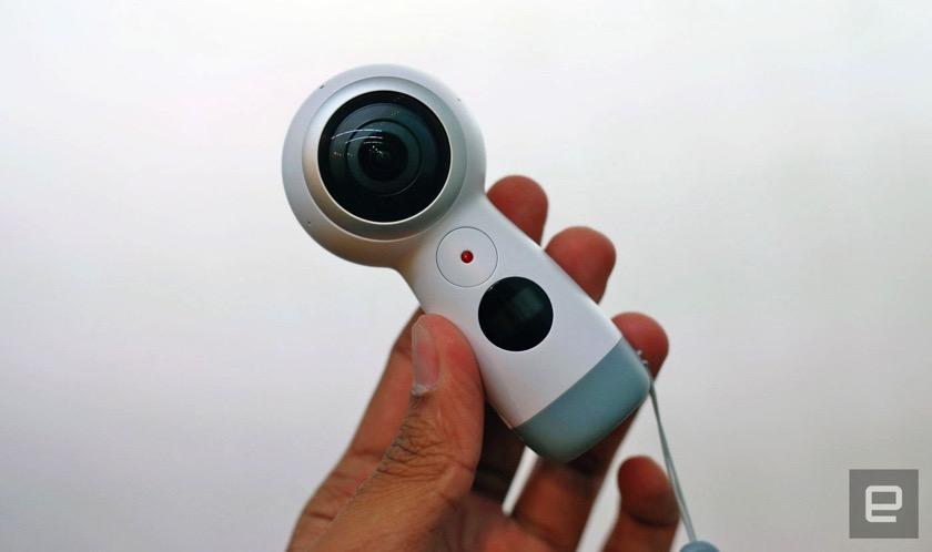 Die neue Gear 360 von Samsung streamt Video live und funktioniert mit dem iPhone