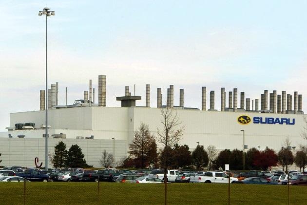 【レポート】売上好調のスバル、米国工場の生産能力を増強へ