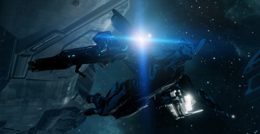 Space is 80% lens flares by volume.