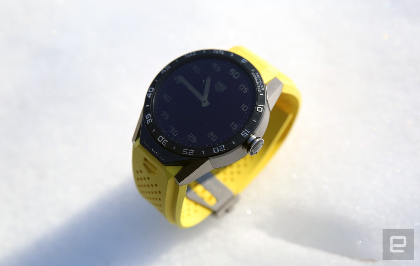 Tag Heuer Connected review: $1,500 for a smartwatch?