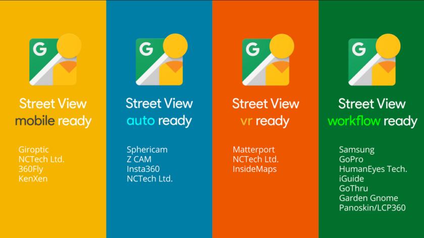 """El sello """"Street View ready"""" indicará qué cámaras son las mejores para crear tu propio Street View"""