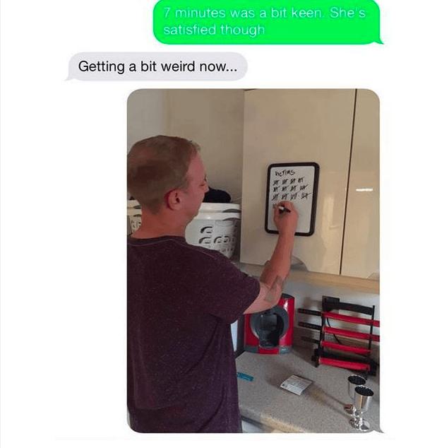 hook up prank