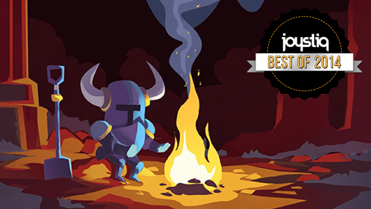 Joystiq Top 10 of 2014: Shovel Knight