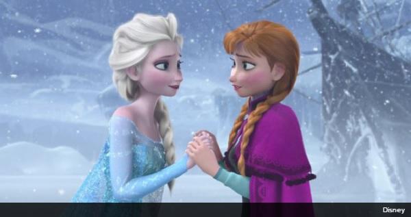 映画『アナと雪の女王』、当初は全く違うエンディングが用意されていた事が明らかに