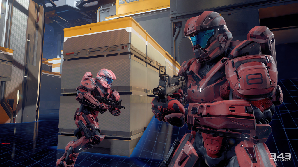 Here's how to play Breakout in the Halo 5: Guardians multiplayer beta