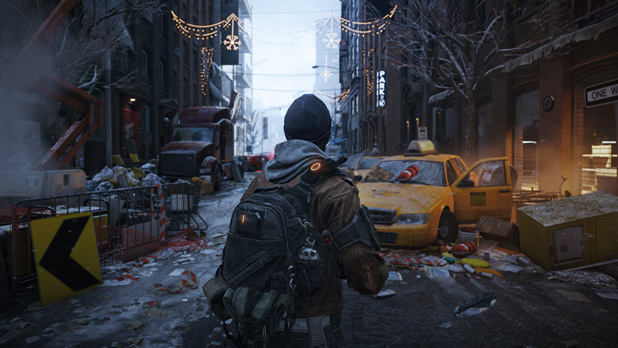 Is Ubisoft's The Division their very own Destiny?