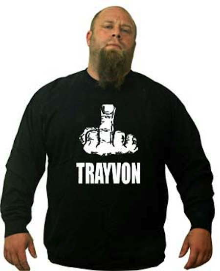 racist republican shirts, most racist republican t-shirts, trayvon martin middle finger shirt