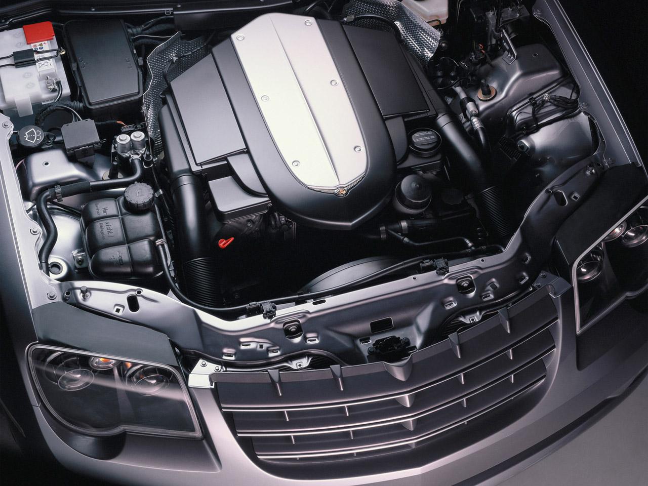 2005 Chrysler Crossfire engine
