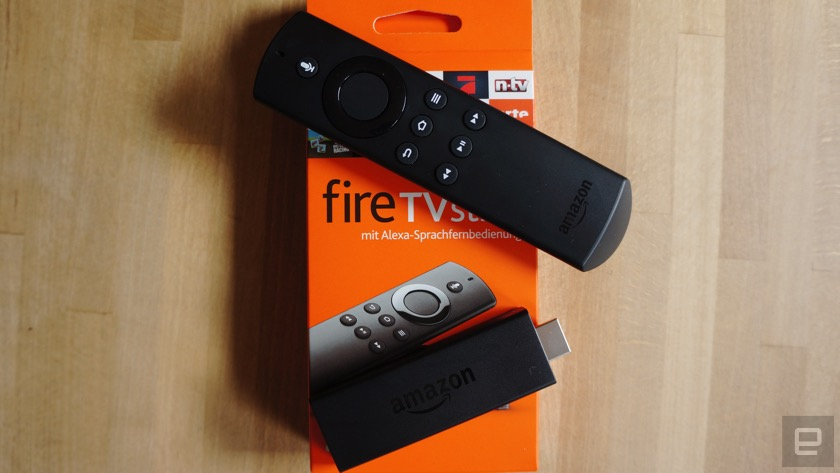 Firmware-Update: Alexa landet auf Amazon Fire TV und Fire TV Stick